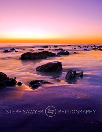 Reef Point Bold Sunset