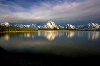 Jackson Lake, Grand Tetons