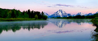 Oxbow Bend Panorama, Grand Tetons 2